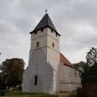 Alte Kirche Donndorf (außen)