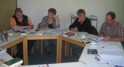 Ehrenamts-Akademie: Gemeindebriefseminar