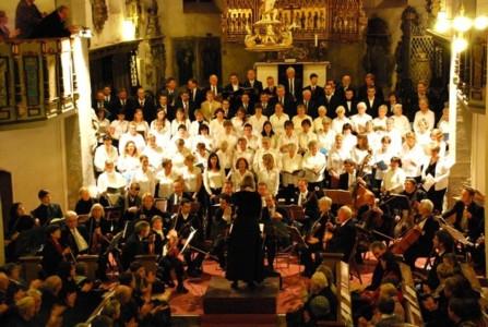 Kantorei Sangerhausen Konzert