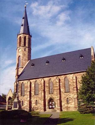 Kirche Gehofen