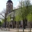 Kirche St. Jacobi Sangerhausen außen
