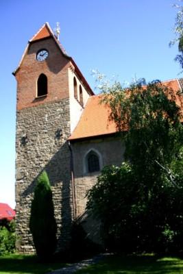 Kirche Unterrissdorf (Außenansicht)