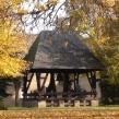 Kirche Allerstedt Glockenstuhl
