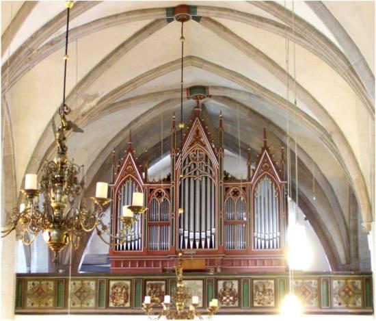 Orgel St. Andreas Eisleben