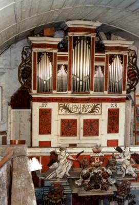 Hildebrandt-Orgel Pölsfeld