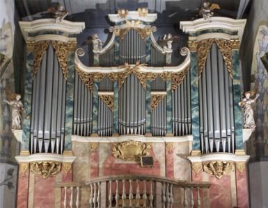 Orgel St. Jacobi Sangerhausen