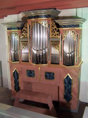 Hildebrandt-Orgel in Sotterhausen