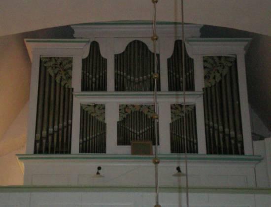 Maurer-Orgel Breitungen