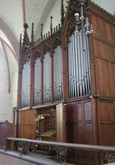 Strobel-Orgel Roßla