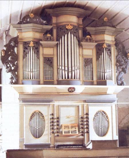 Papenius Orgel Tilleda