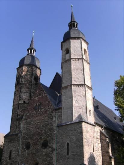 St. Andreas-Kirche Eisleben