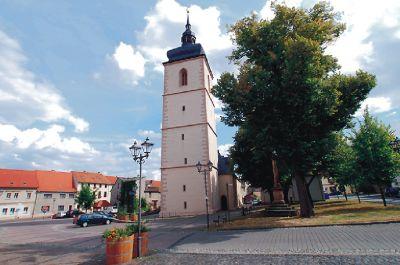 Kirche Wiehe St. Bartholomäus (Turm)