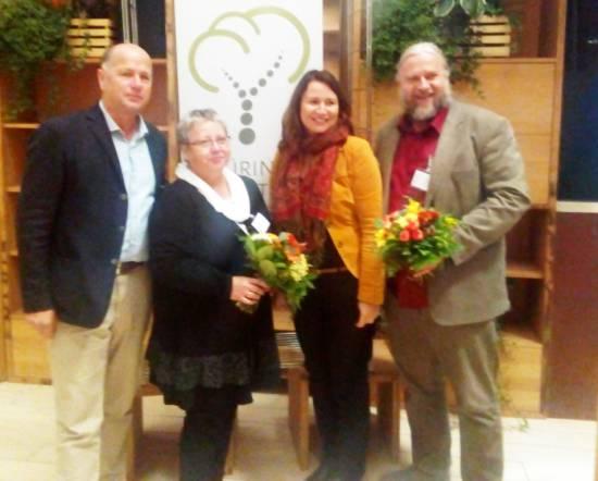 Pfarrer Bechtloff erhält den Umweltpreis des Landes Thüringen