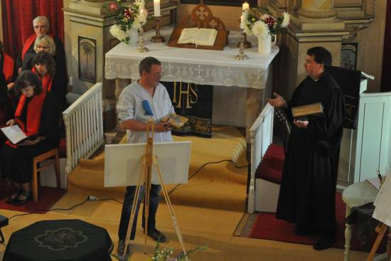 Luther und Cranach - ein Singspiel