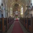 Kirche Hettstedt innen