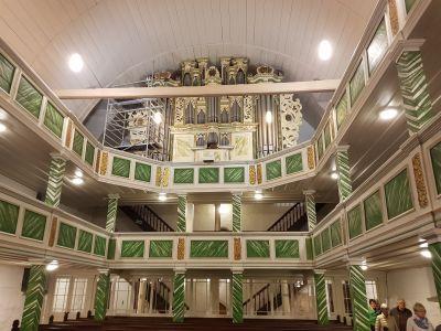 Orgel St. Bartholomäus Wiehe