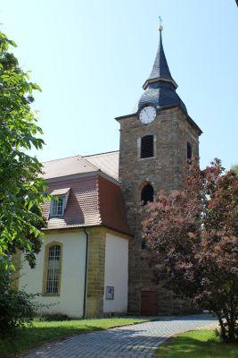 St. Laurentius-Kirche Kloster Donndorf
