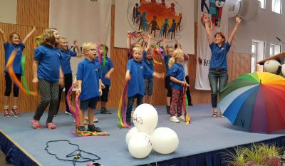 15 Jahre Evangelische Grundschule Hettstedt