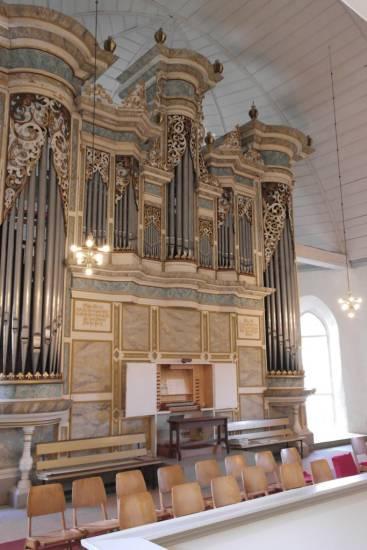 Orgel Artern