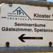 Wegweiser Ländliche Heimvolkshochschule Kloster Donndorf