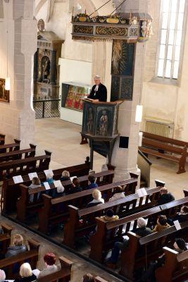 Ratsvorsitzender Bischof Bedford Strohm