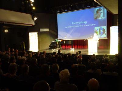 Festveranstaltung Theater Eisleben