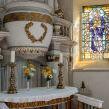 Tunzenhausen Kirche Altar