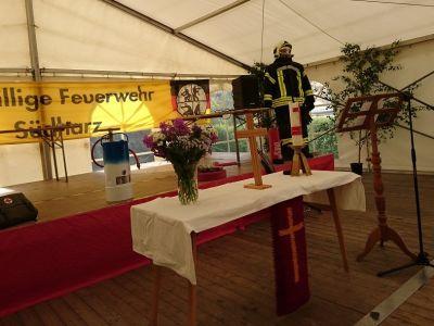 Feuerwehrgottesdienst Südharz