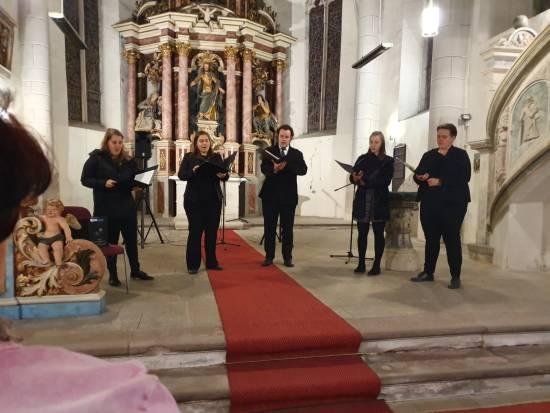 Konzert für Frieden Hettstedt