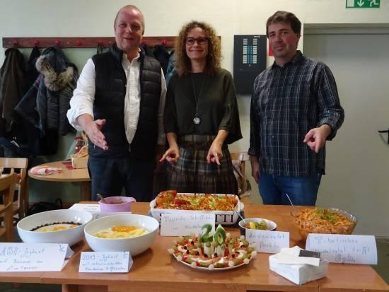 20 Jahre Tafel Kochwettbewerb
