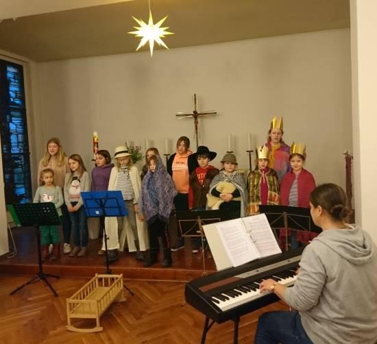 Singspiel Rossla