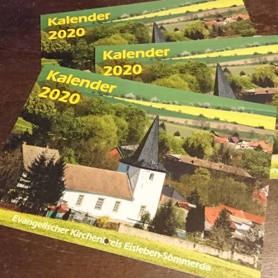 Kalender Kirchenkreis 2020