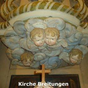 Engel in der Osterzeit