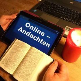 Online-Andachten