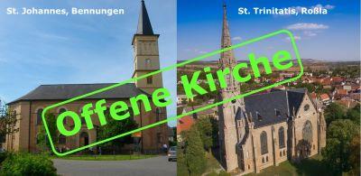 Offene Kirchen