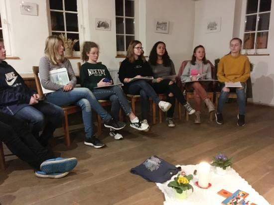 Kileica-Ausbildung 2019