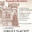 Orgelnacht Artern