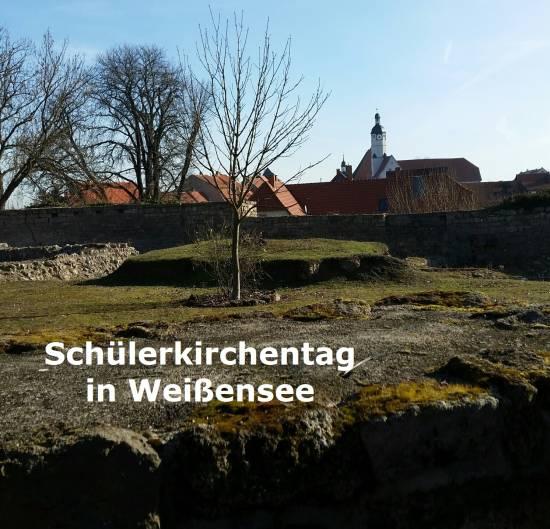 Schülerkirchentag 2019 in Weißensee