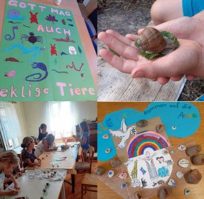 Kinderaktionstage im Südharz