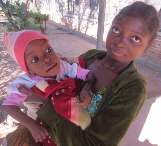Tansania-Hilfe in Lugala: Bruno