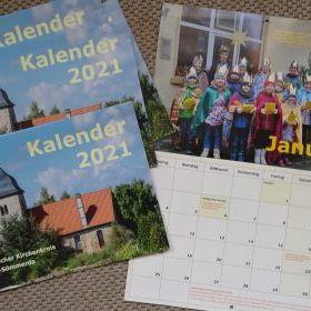 Kalender Kirchenkreis 2021