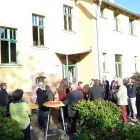 Landeskirchenrat besucht Eisleben 28.5.2021