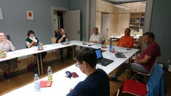 Kreiskirchenrat im September