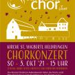 Konzert Heldrungen 3. Oktober