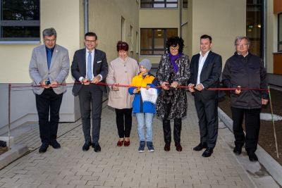 Grundschule Hettstedt Indienstnahme (1)