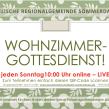 WOHNZIMMER-Gottesdienste